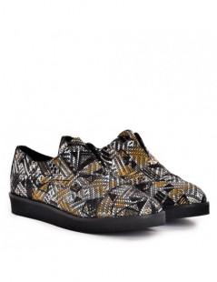 Pantofi dama Sport Aztec din Piele Naturala - The5thelement.ro