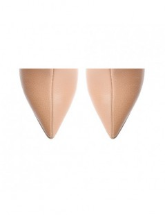 Botine dama All Day Nude Piele Naturala - The5thelement.ro
