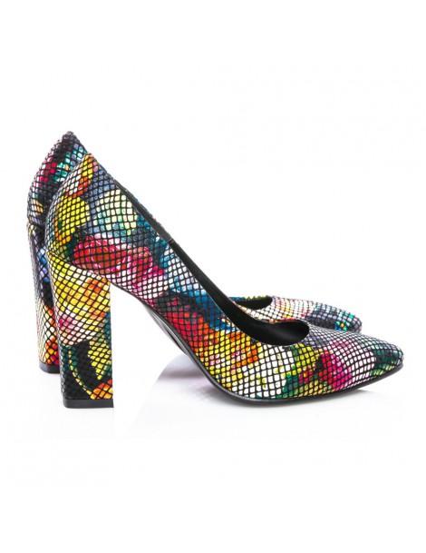 Pantofi dama Black Spring...