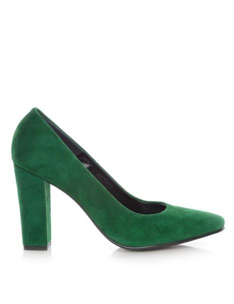 Pantofi dama Green Velvet...