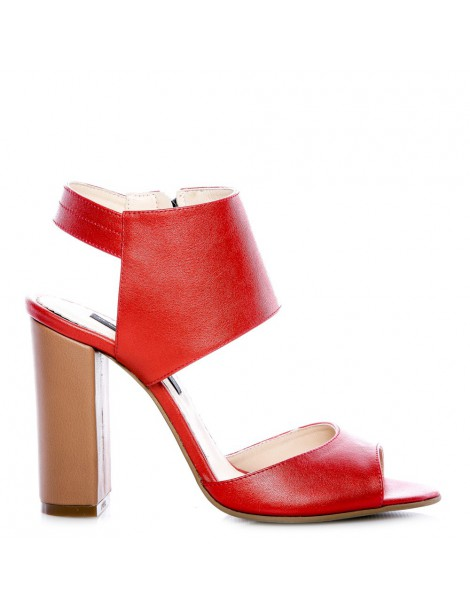 Sandale dama Titanium Red...