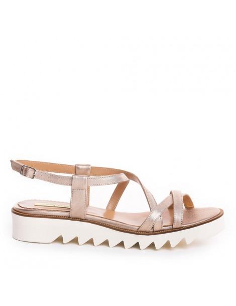 Sandale dama Bronz Georgie...