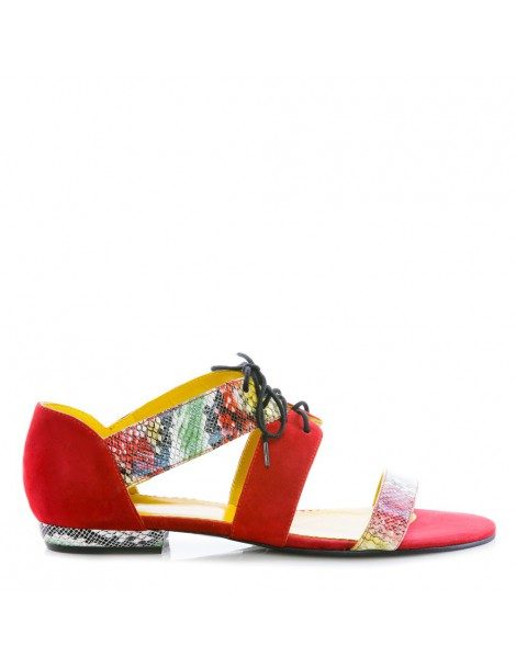 Sandale dama Red Snake...