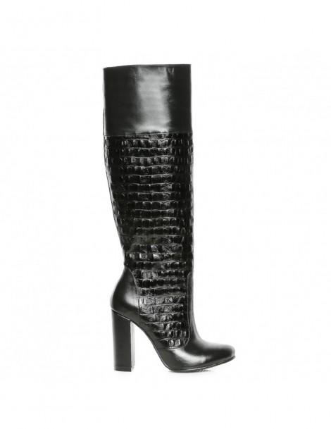 Cizme dama Long Boots Croc...
