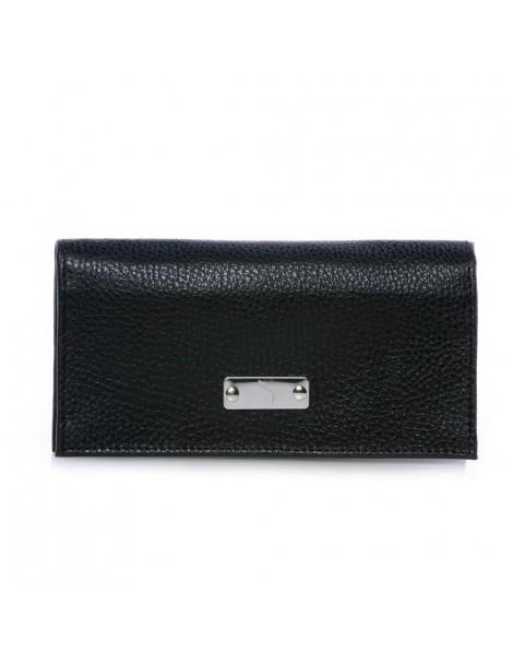 Portofel Slim Luxury Black