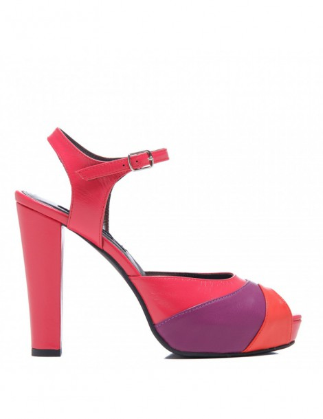Sandale dama Fairytale Pink...