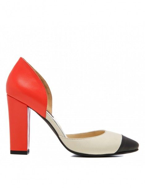 Pantofi dama Corai White...