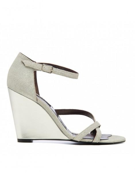 Sandale dama Bridal SILVER...