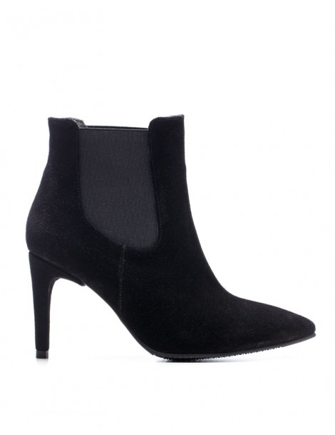 Botine dama All Day Black...