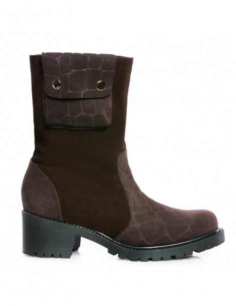 Ghete dama Pocket Boots...