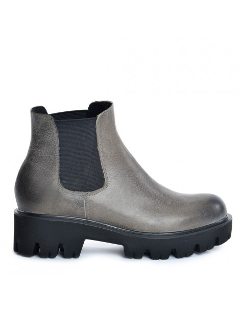 Ghete dama Ankle Boots Grey...
