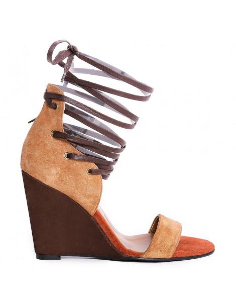 Sandale dama Marisa Lace-Up...