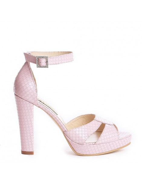 Sandale dama Chic Rose...