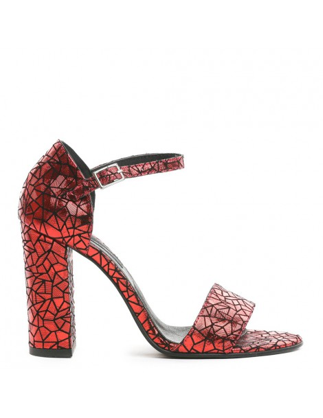 Sandale dama Simple Block...