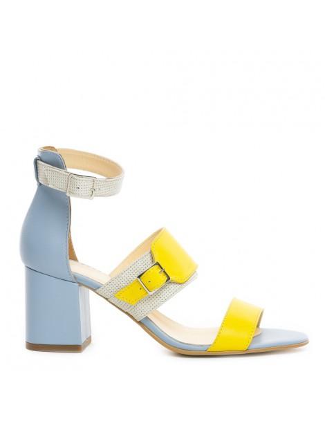 Sandale dama Strappy Blue...