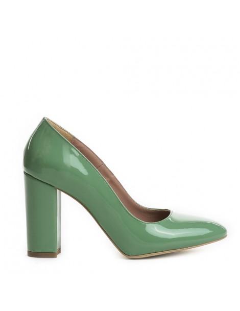 Pantofi dama Green Olive...