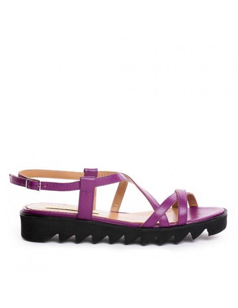 Sandale dama Mov Georgie...