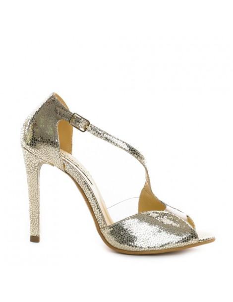 Sandale dama Muse Gold...