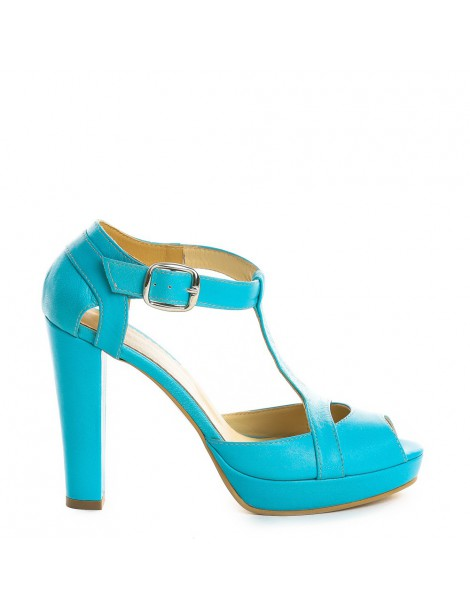 Sandale dama Anais Piele Naturala - The5thelement.ro