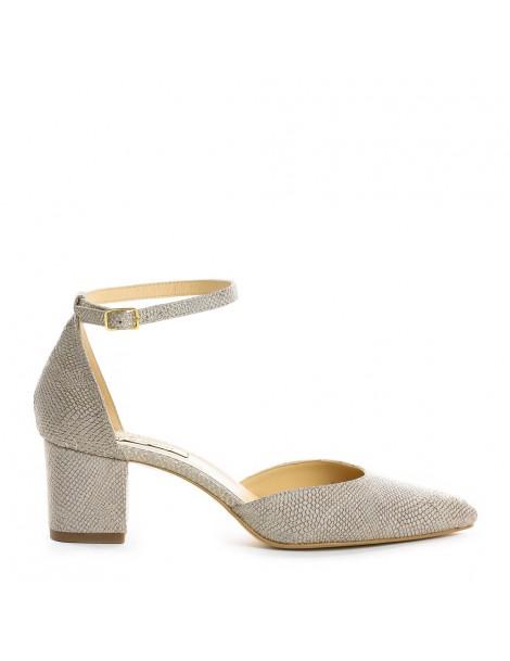 Pantofi Piele Naturala dama...