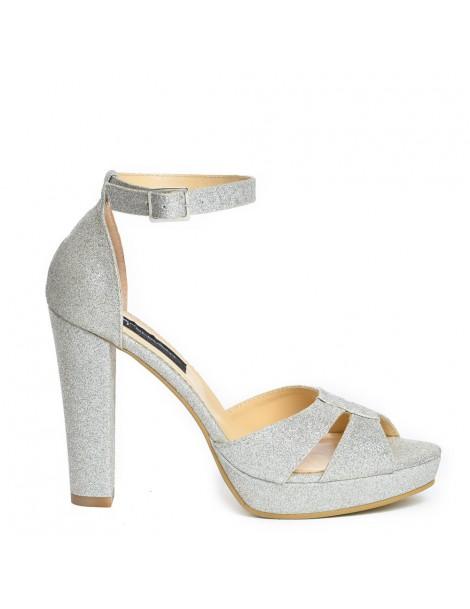 Sandale dama Chic Glitter...
