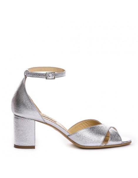 Sandale dama Lotus Silver...