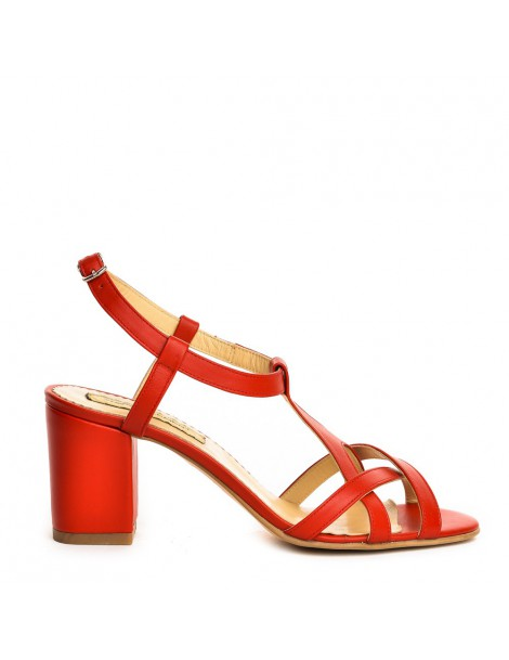 Sandale dama Sarah Red...