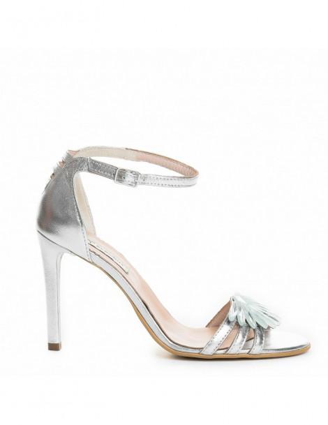 Sandale dama Dahlia Silver...