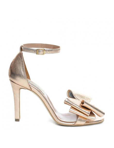 Sandale dama Simple Gold...