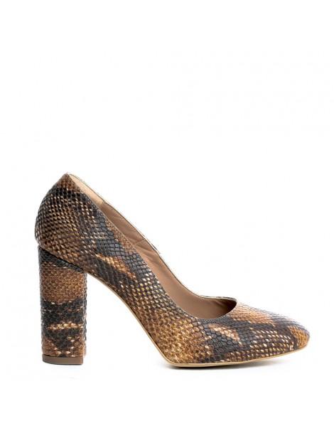 Pantofi dama Brown Snake...