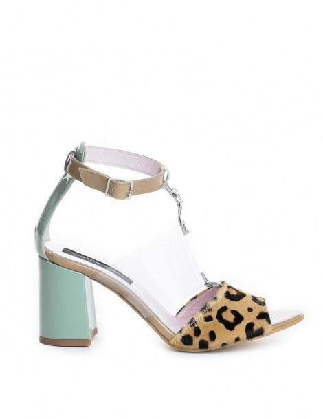 Sandale dama Pandora Print...