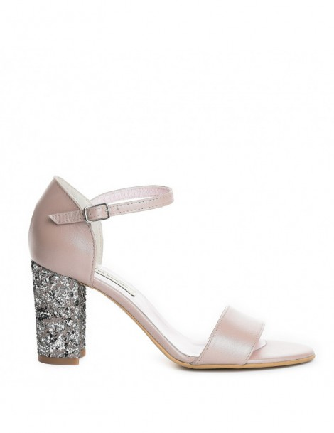 Sandale dama Simple Nude...