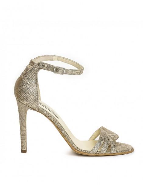 Sandale dama Dahlia Gold...