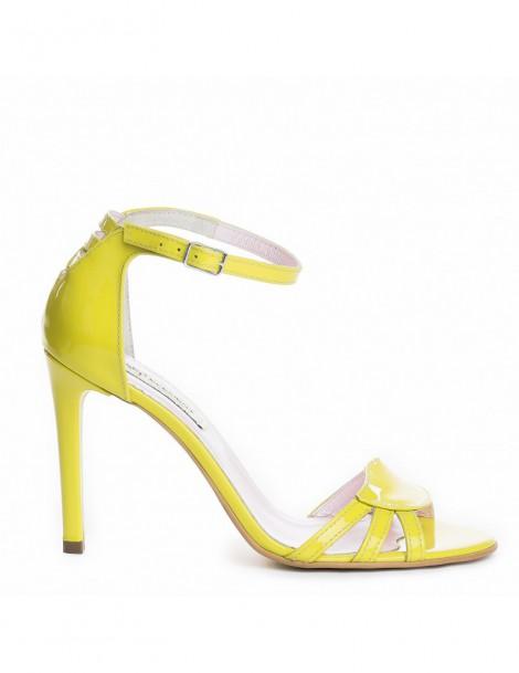 Sandale dama Dahlia Lime...