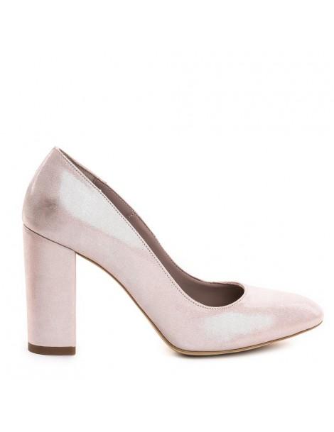 Pantofi dama Nude rose...