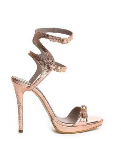 Sandale dama Auriu ROSE Sky...