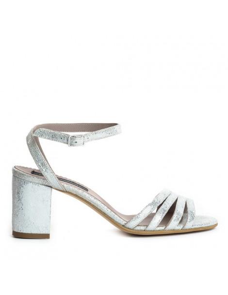 Sandale dama Ava Argintiu...