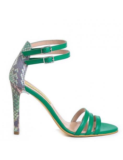 Sandale dama Verde Sophia...