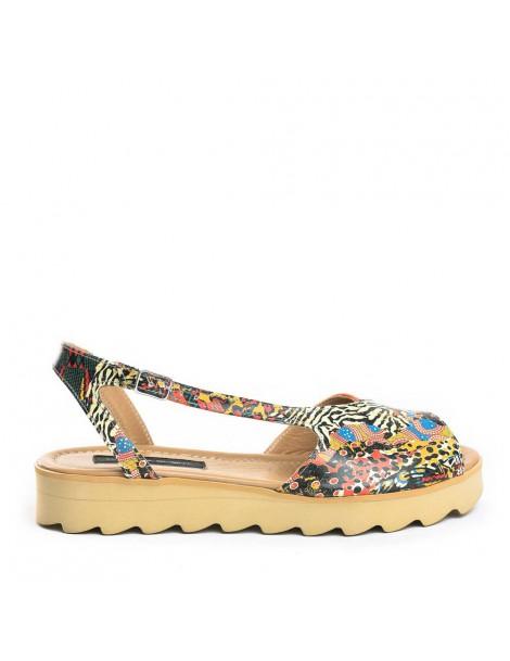 Sandale dama jungle Romy...