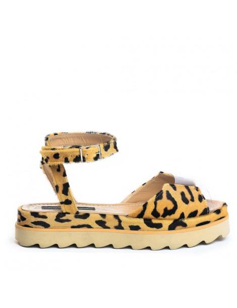 Sandale dama Animal Print...