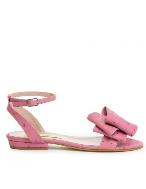 Sandale dama Lia Roz Bow...