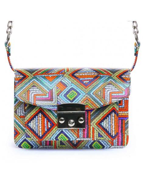 Geanta Piele Naturala Dama Urban Bag Traditional - The5thelement.ro