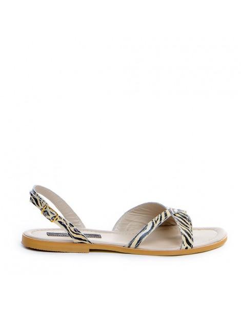 Sandale dama Nude Ivy Piele...