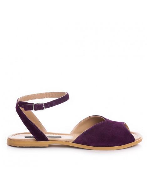 Sandale dama Mov Nomad...