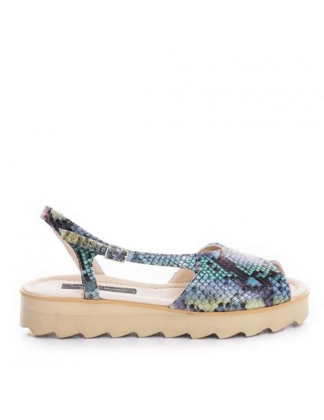 Sandale dama Romy Bleumarin...