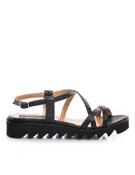 Sandale dama Negru Georgie...