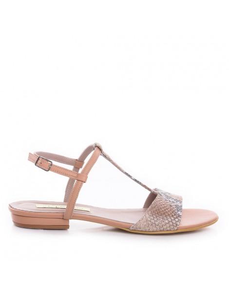 Sandale dama Cappuccino...