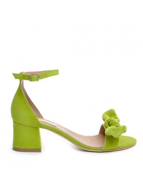 Sandale dama Lime Zoe Piele...