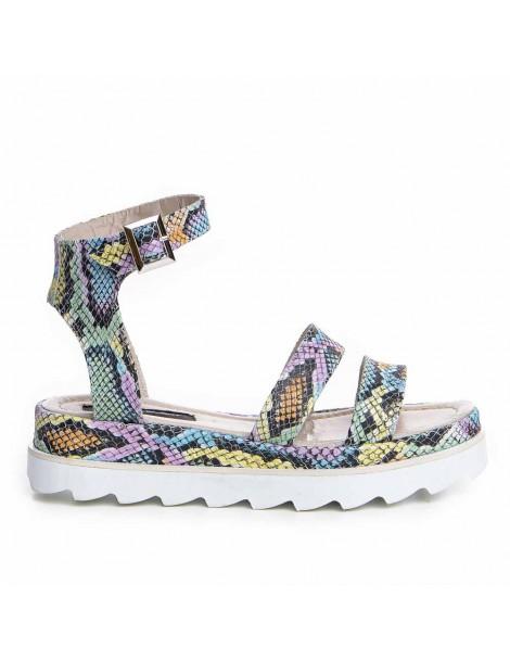 Sandale dama Multicolor...