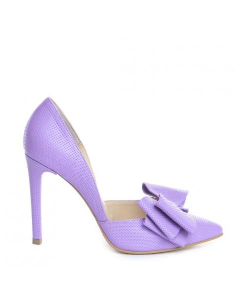 Pantofi dama Stiletto Lila...